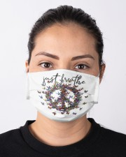 Just breathe Cloth face mask aos-face-mask-lifestyle-01