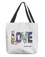 Love gigi All-over Tote thumbnail