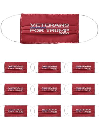 American Flag Veteran For Trump 2020 Gifts