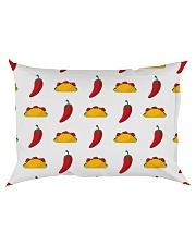 Taco Tuesday Or Taco Every Day HAHA You Choose Rectangular Pillowcase back