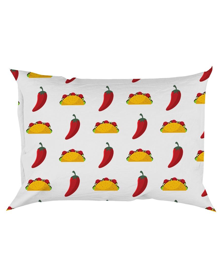 Taco Tuesday Or Taco Every Day HAHA You Choose Rectangular Pillowcase