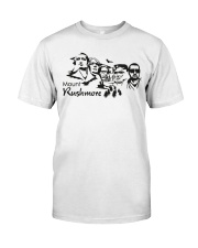 Kanye Mount Rushmore Classic T-Shirt front