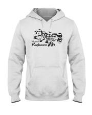 Kanye Mount Rushmore Hooded Sweatshirt thumbnail