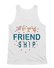 i will be your friends All-over Unisex Tank thumbnail