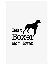 Best Boxer Mom Ever 16x24 Poster thumbnail