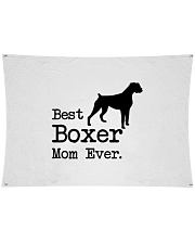 "Best Boxer Mom Ever Wall Tapestry - 36"" x 26"" thumbnail"