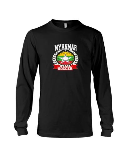 Myanmar Soccer