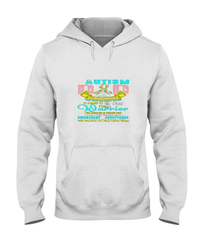 Autism Dad Advocate Warrior Awareness T  Pttqd