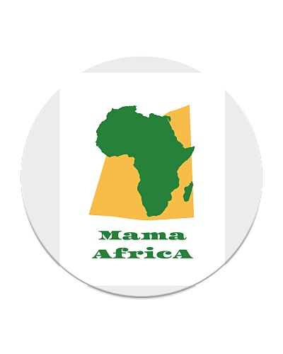 Mama Africa Face Mask