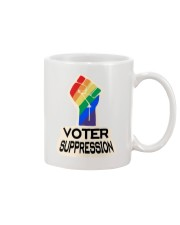 Voter Suppression LGBT  Mug thumbnail