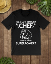 I'm A Left-handed Chef Shirt Classic T-Shirt lifestyle-mens-crewneck-front-18