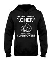 I'm A Left-handed Chef Shirt Hooded Sweatshirt thumbnail