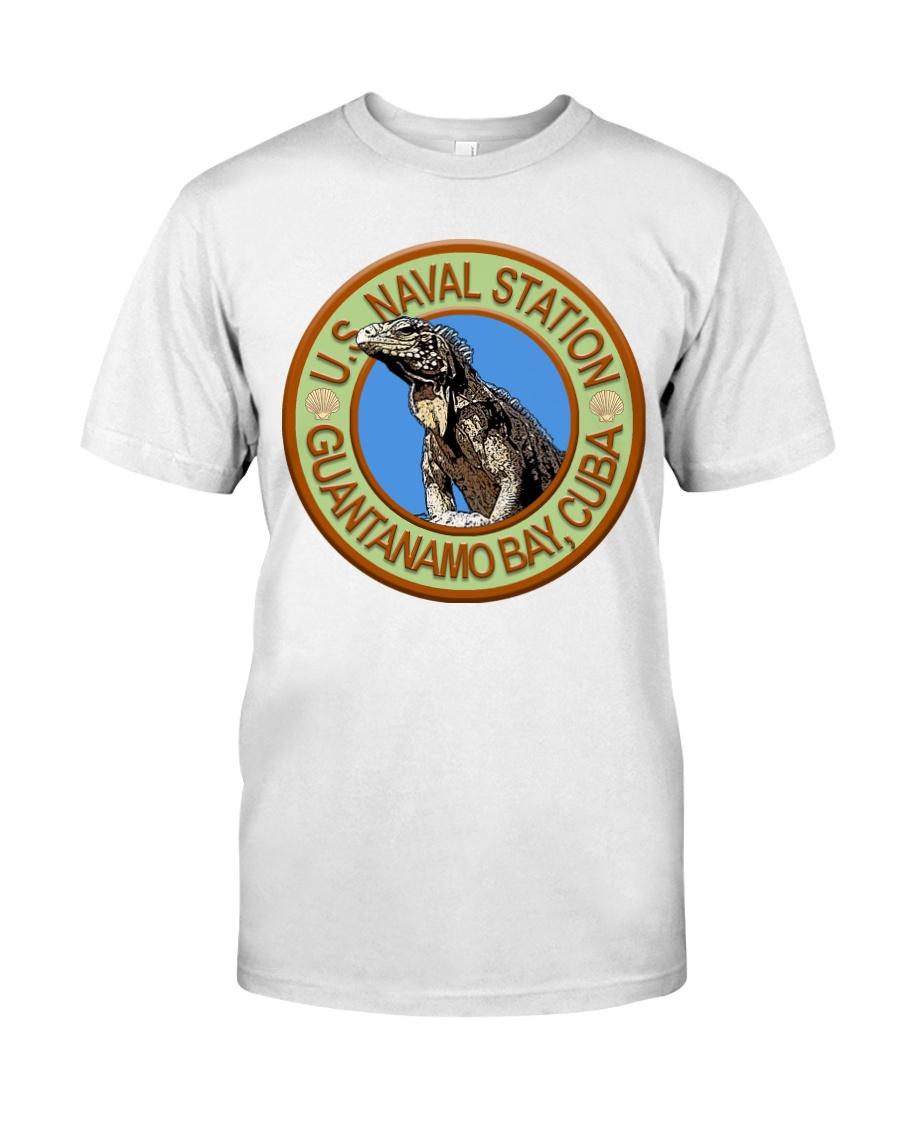 GTMO Iguana Seal Classic T-Shirt