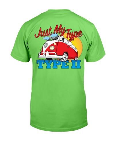 Just My Type II