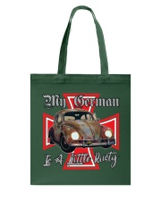 Rusty German - Darks Tote Bag thumbnail