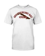 Guantanamo Bay Cuba  Classic T-Shirt front