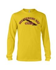 Guantanamo Bay Cuba  Long Sleeve Tee thumbnail