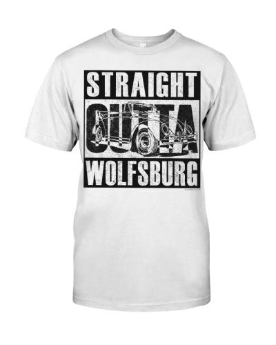 Straight Outta Wolfsburg T's