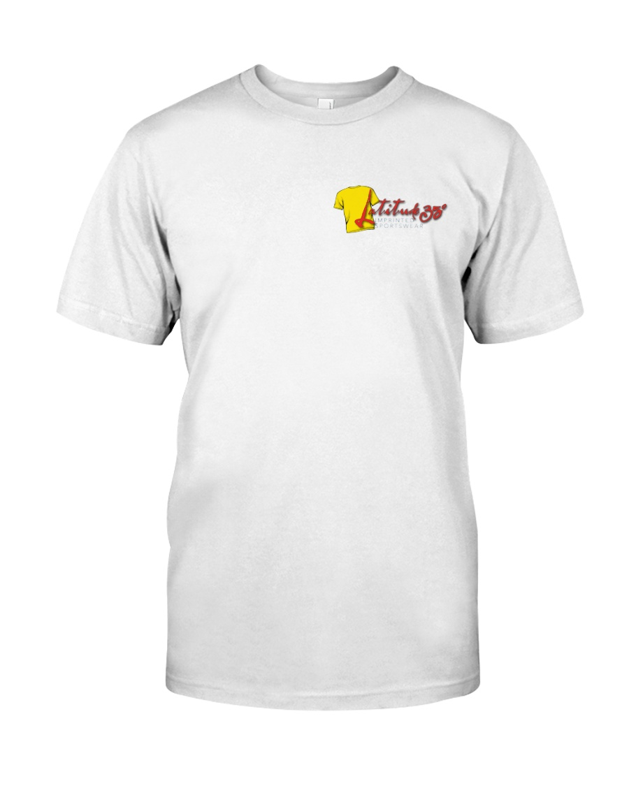 Latitude 35 Sea Life Classic T-Shirt