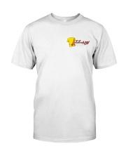 Latitude 35 Sea Life Classic T-Shirt front