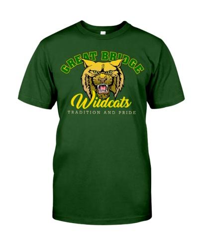 Great Bridge Wildcats - Tradition and Pride