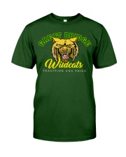 Great Bridge Wildcats - Tradition and Pride Classic T-Shirt front