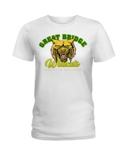 Great Bridge Wildcats - Tradition and Pride Ladies T-Shirt thumbnail