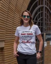 PROUD MOTHER - LIMITED EDITION Ladies T-Shirt lifestyle-women-crewneck-front-2