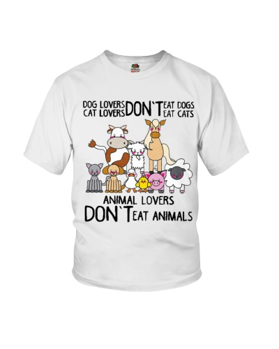 Animal Lovers Don't Eat Animals