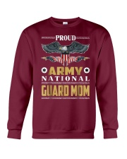 Proud Army T Shirt National Guard Mom T Shirt Crewneck Sweatshirt thumbnail