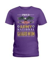 Proud Army T Shirt National Guard Mom T Shirt Ladies T-Shirt thumbnail