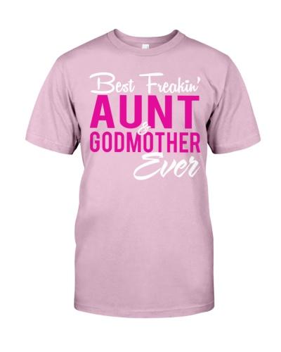 BEST FREAKING AUNT GODMOTHER EVER