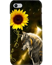 Phone Case for lover Wolf Phone Case i-phone-7-case