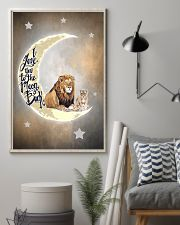 Picture Lion 24x36 Poster lifestyle-poster-1