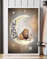 Picture Lion 24x36 Poster lifestyle-poster-4