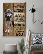 Picture for lover wolf 11x17 Poster lifestyle-poster-1