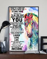Picture Horse 24x36 Poster lifestyle-poster-2
