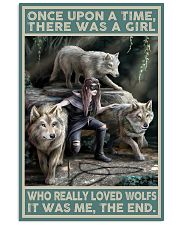Wolf Picture 11x17 Poster front
