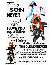 Picture Motocross 11x17 Poster front