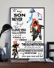 Picture Motocross 11x17 Poster lifestyle-poster-2