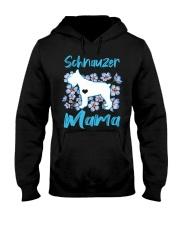schnauzer shirt Hooded Sweatshirt thumbnail