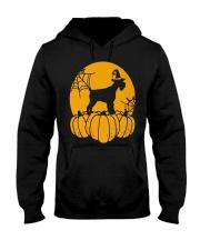 HALLOWENSCHNAUZER Hooded Sweatshirt front