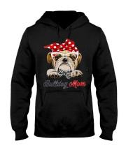bulldog shirt Hooded Sweatshirt thumbnail
