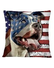 Pit Flag 2 Square Pillowcase thumbnail