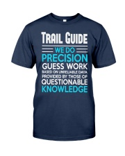 Trail guide Classic T-Shirt front