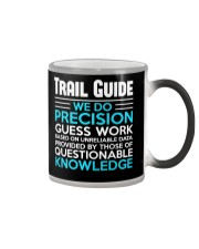 Trail guide Color Changing Mug thumbnail