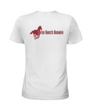 Horse Ranch Bonaire Logo Ladies T-Shirt thumbnail