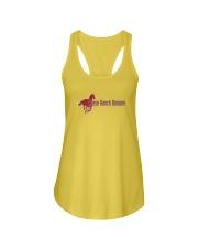 Logo horseranchbonaire Ladies Flowy Tank front