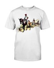 Horsebackriding Classic T-Shirt front