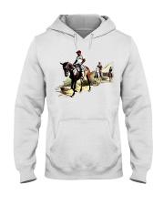 Horsebackriding Hooded Sweatshirt thumbnail
